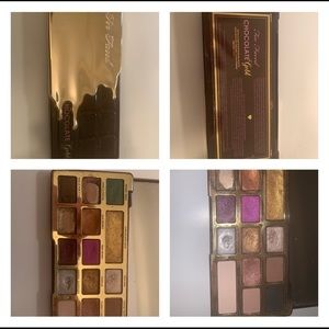 "Too Faced ""Chocolate Gold"" eyeshadow palette"